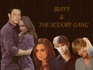 Buffy and the Scooby Gang