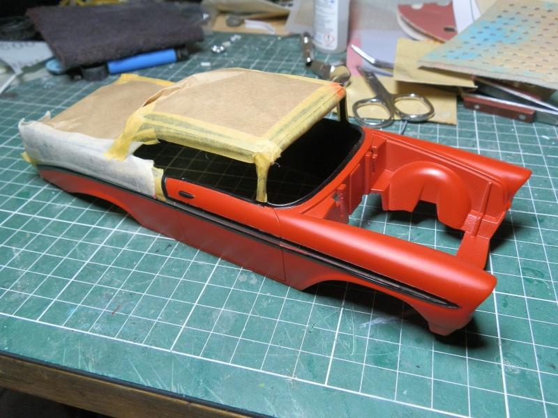 #47 : Chevy bel air 56 custom (TERMINEE) 404727P9235360