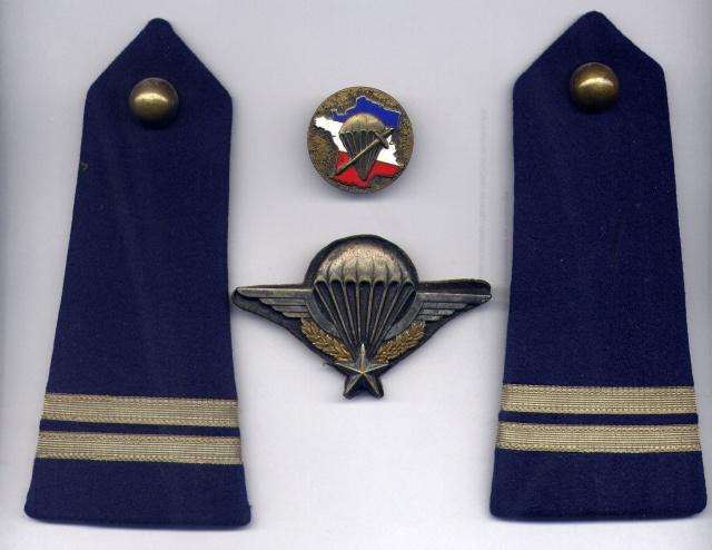 LES INSIGNES DU BATAILLON DE CHOC 1943/1963. 404822LtMahuet