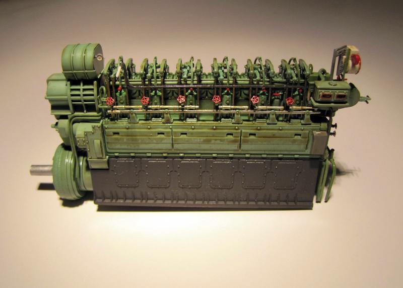 U-552 TRUMPETER Echelle 1/48 - Page 3 405352zmm