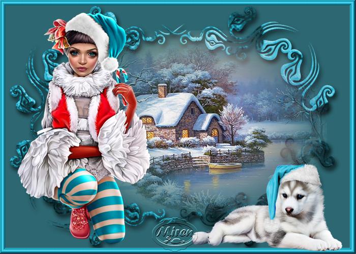 Creaciones Navidad - Página 30 405451png91