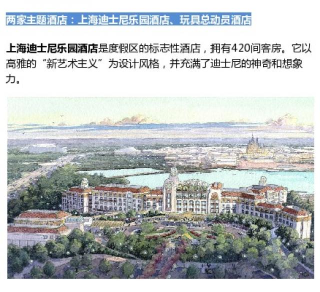 [Shanghai Disney Resort] Le Resort en général - le coin des petites infos  - Page 26 405607sdl1