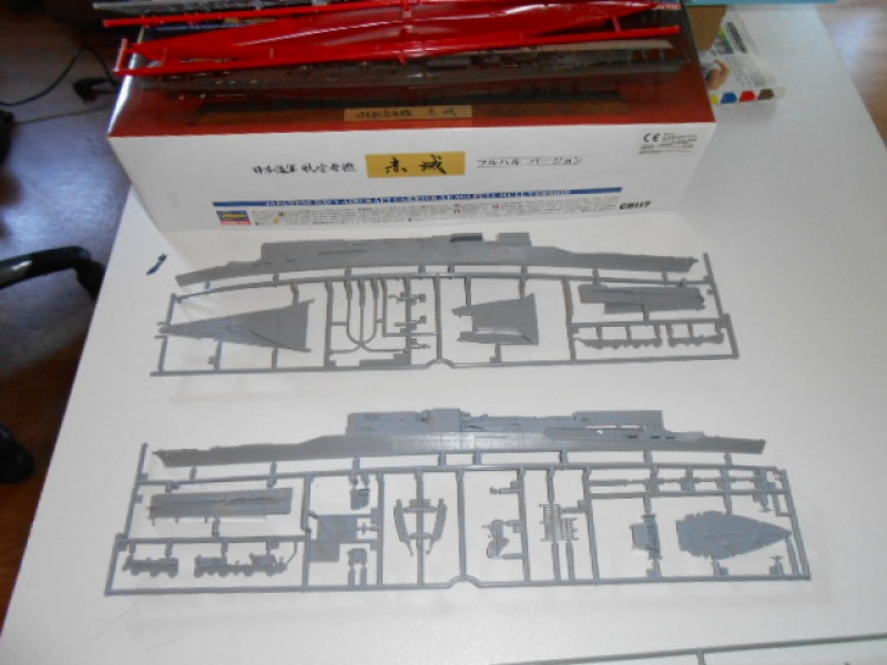 AKAGI 1/700 PE HASEGAWA 405729presentations006