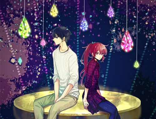 He's a mermaid, my sweet Kiku-chan (◕‿◕)♡ 405786109