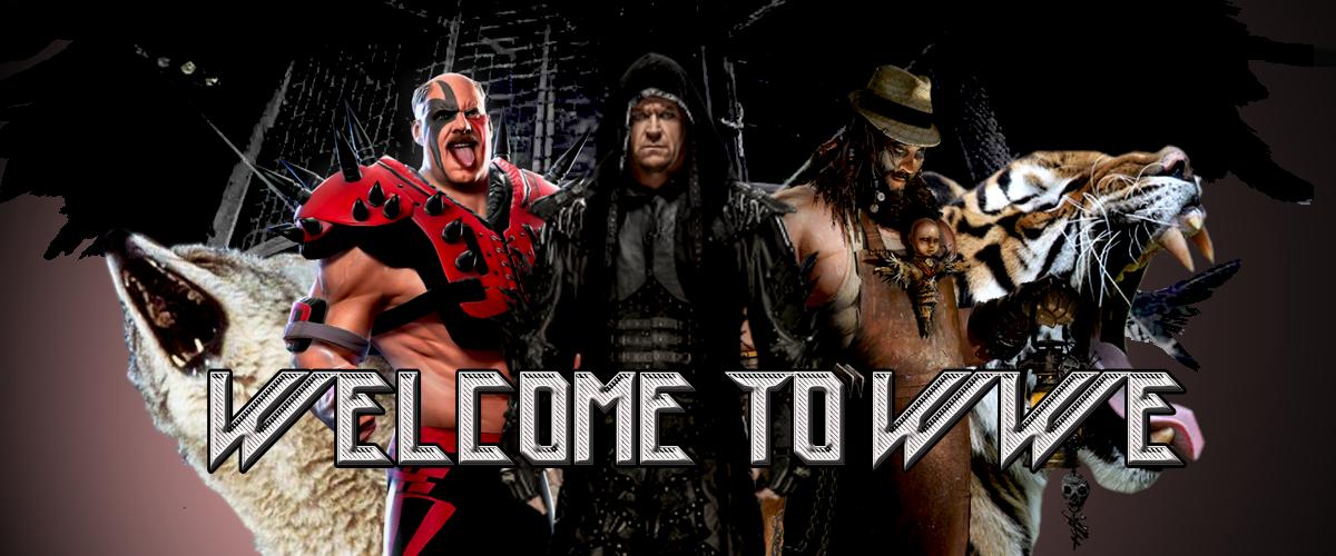 Bienvenue sur la WWE