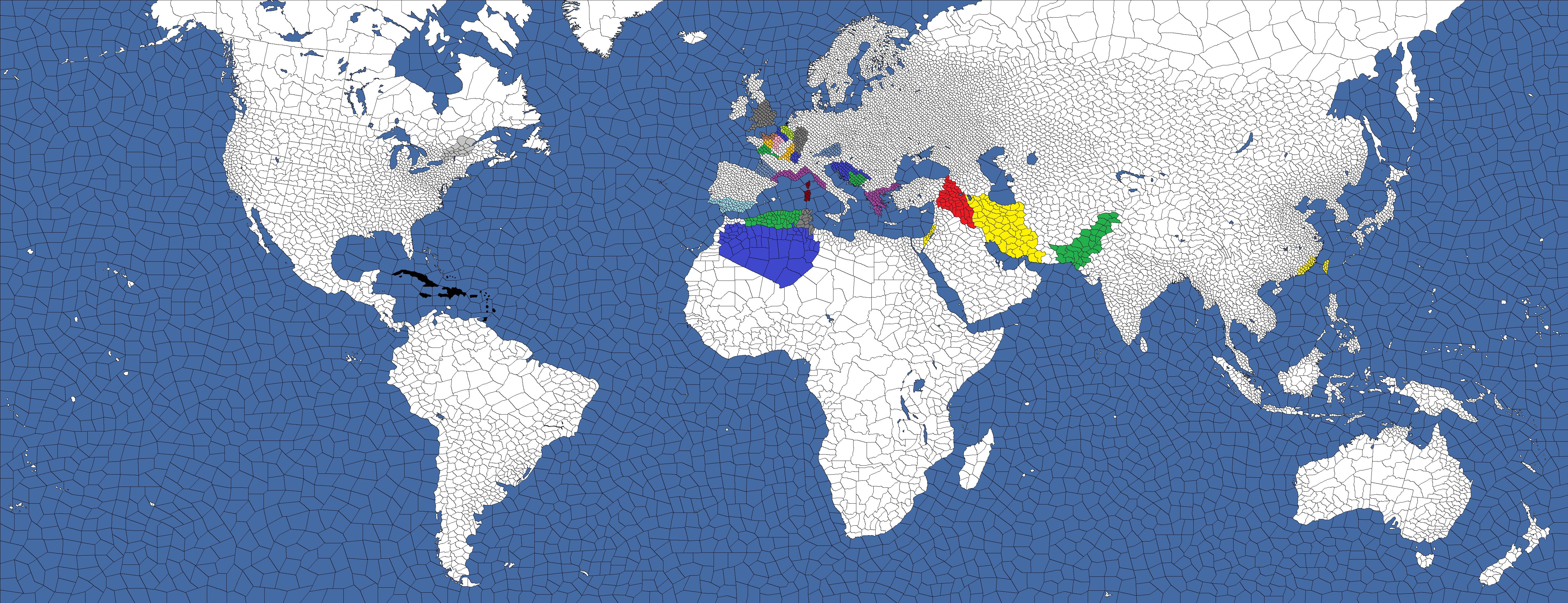 Les pays des joueurs de CSP 405917CSPfic3