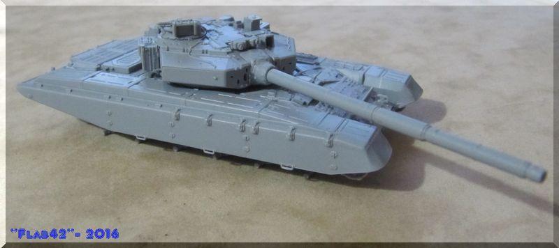T90 Vladimir - Zvezda - 1/72ème 406640ctdroit