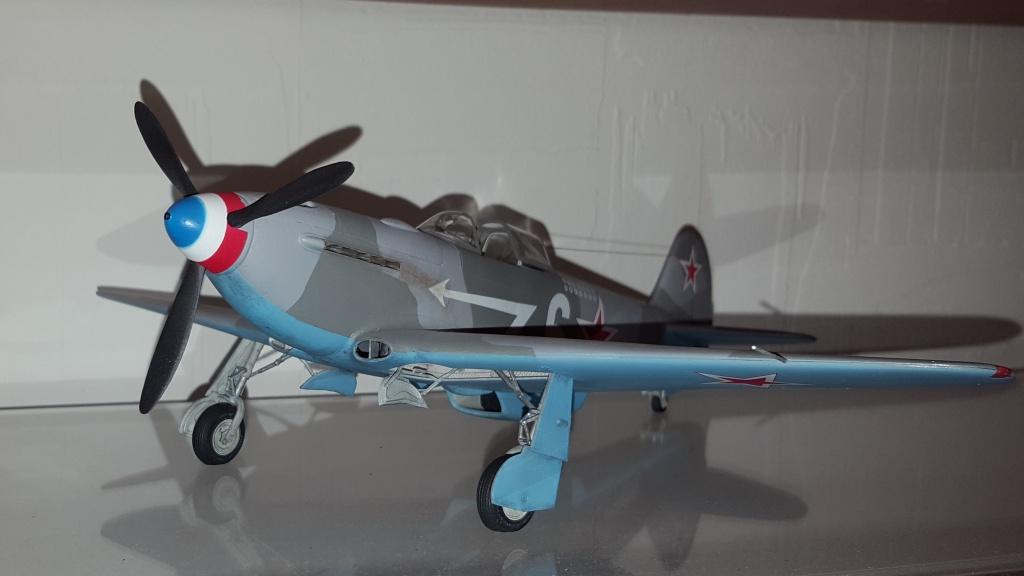 YAK 3 - Normandie Niemen 1/32 Special Hobby - Page 3 40701020161106224048