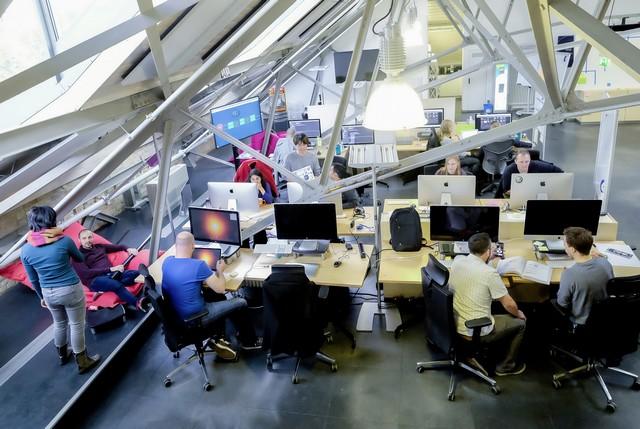 Renforcement des compétences informatiques du Groupe Volkswagen : inauguration d'un laboratoire digital à Berlin 407037hddb2016al02070large
