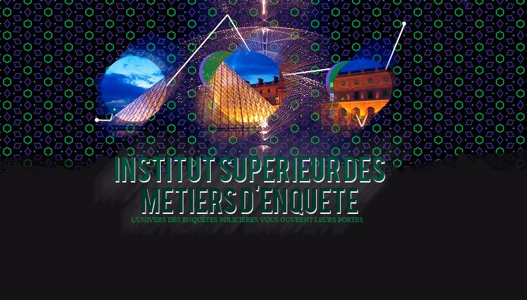 Institut supérieur des métiers d'enquête