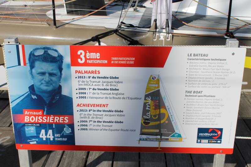 Visite du village et du ponton du Vendée Globe le 25/10/16 408049IMG4487