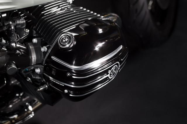 BMW Motorrad : accessoires « Machined » pour les BMW R NineT. 408074P90245873highResbmwrninetxroland