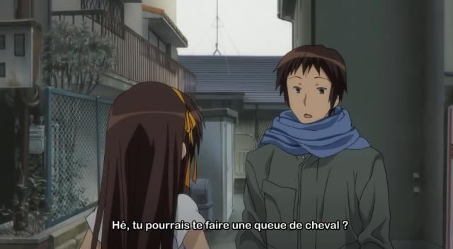 [MANGA/ANIME] Nagato Yuki-chan no Shoushitsu (The Disappearance of Nagato Yuki-chan) ~ 408626ponytailoriginal