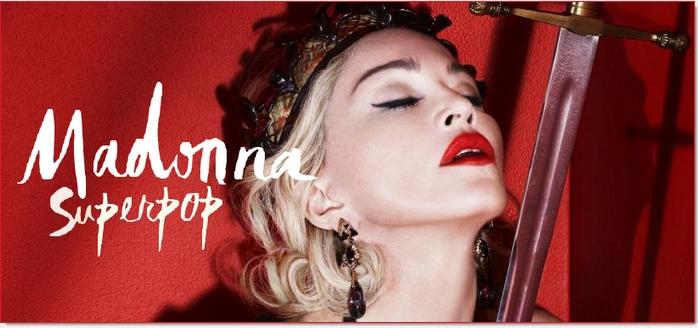 Superpop Madonna