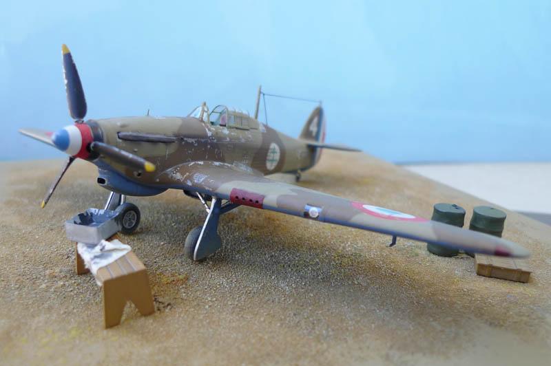 [Revell + Airfix] - Conversion - Hurricane Mk 1 des FAFL 409609HurricaneMk107