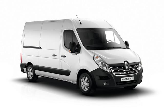 Renault Pro+ présente en première mondiale deux nouveaux véhicules utilitaires électriques 4100818593616
