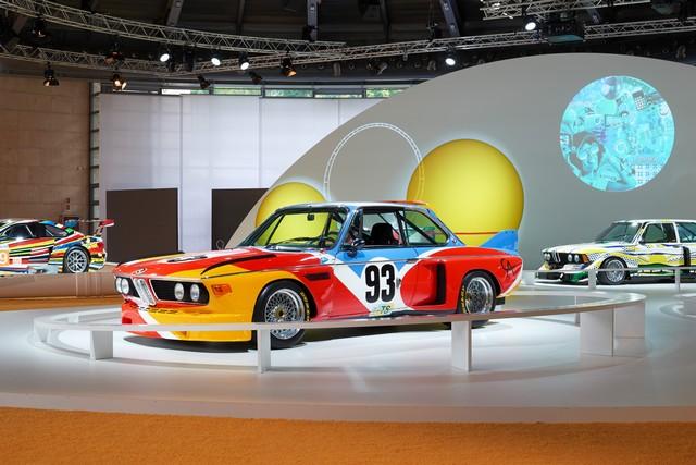 BMW célèbre ses 40 ans de BMW Art Cars 410721P90185157