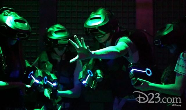 [The VOID] Expérience d'hyper réalité virtuelle proposée entre autre à Disney Springs et Downtown Disney District (depuis 2017) 410733w761