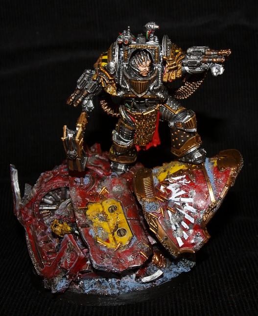 Iron warriors : Stormeagle terminé  !! 411156Perturabo19