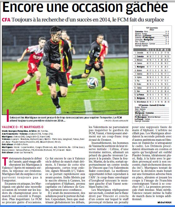 FC MARTIGUES // CFA GROUPE C CLUB et VILLE  - Page 4 411411206a