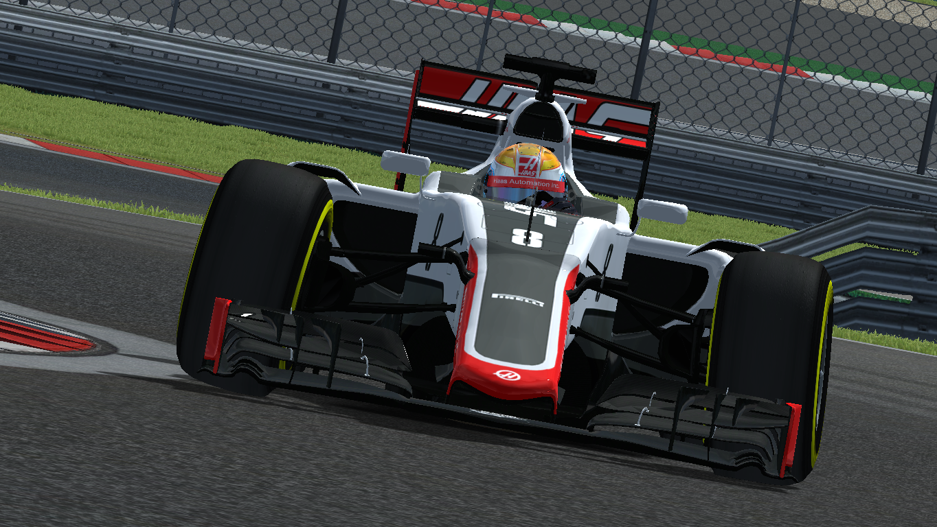 [RELEASED]F1 2016 by Patrick v1.0 411478rFactor2016041317095088