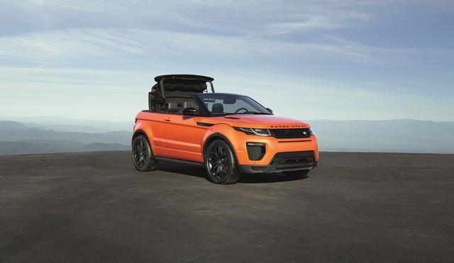 Range Rover Cabriolet, Un SUV Pour Toutes Les Saisons 411627RREVQConvertibleStatic09111503