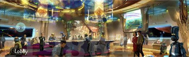 [Walt Disney World] Star Wars: Galactic Starcruiser (20??)  411935w467