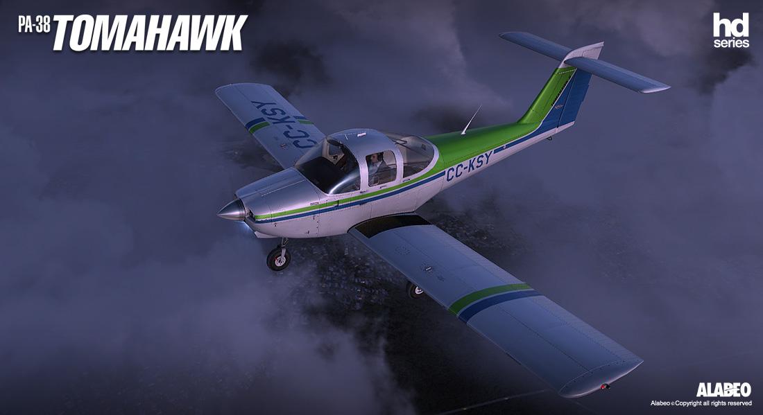 [Checklist] Piper PA38 Tomahawk 4120251147625