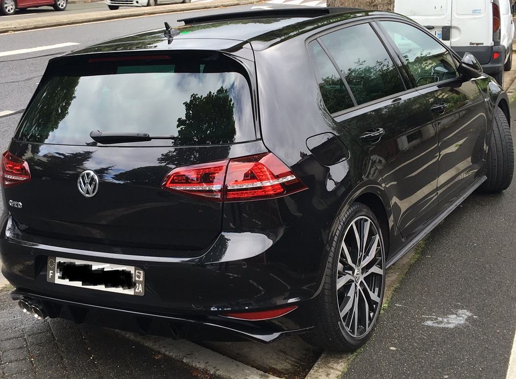 ma nouvelle Golf 7 Gtd Full 412219602