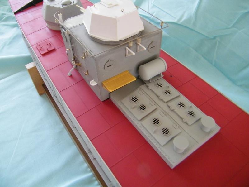 Russian gunboat Bk 1124 au 1/20e sur plan  - Page 6 4123191004620