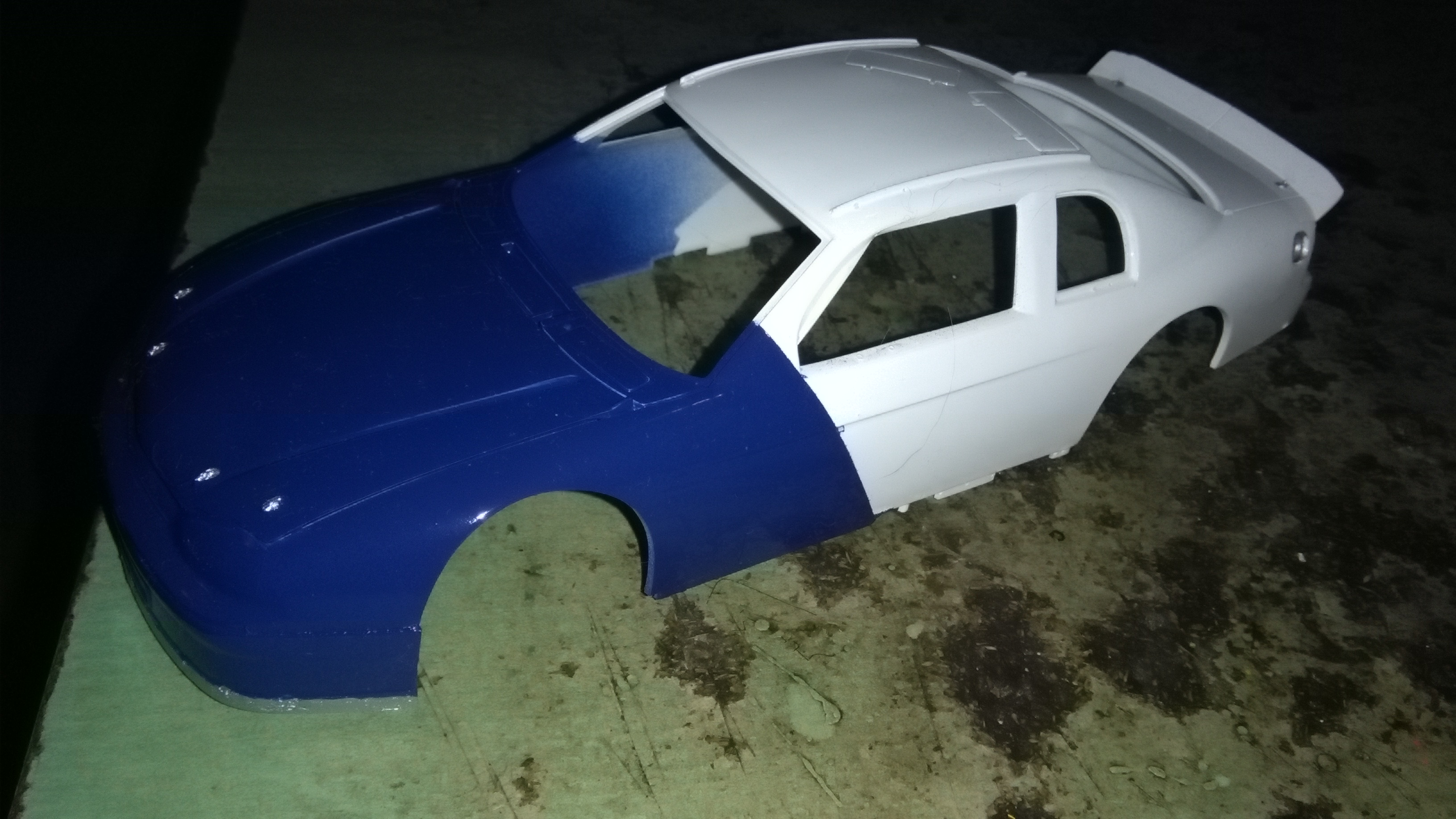 Chevy Monte-Carlo 1998 #32 Jeff Green Kleenex-Cottonelle   412740IMG20160122213423