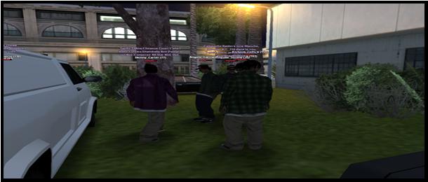 216 Black Criminals - Screenshots & Vidéos II 413645samp017