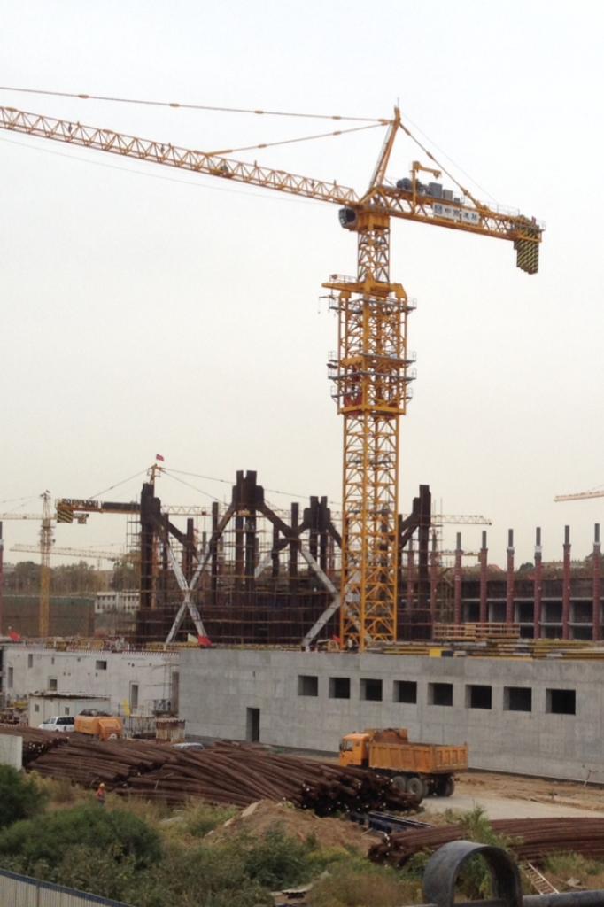 مشروع جامع الجزائر الأعظم: إعطاء إشارة إنطلاق أشغال الإنجاز - صفحة 5 414081IMG6425
