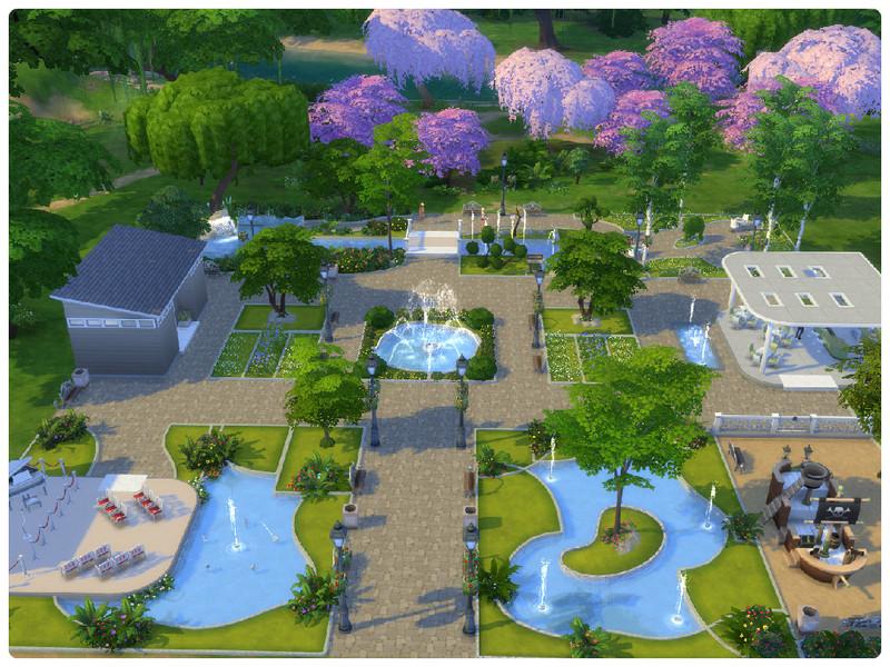 [Inspiration] Sims 4 : les parcs 414426w800h6002565825
