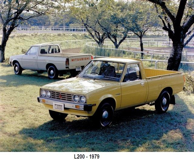 1917-2017 : 100 ans d'automobiles Mitsubishi - 80 ans de patrimoine 4x4 414770l2001979