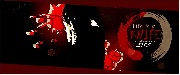 Mitsu'Art [M'A] 414889LifeisaKNIFE2