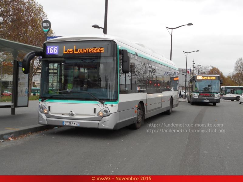 [RATP] GX 337 : Électrique, Hybride et GNV 414891DSCN1146