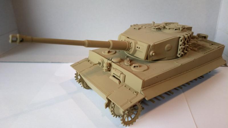 Pz.Kpfw.VI Ausf.E TIGER I ; DRAGON 1/35. 415220201408252667