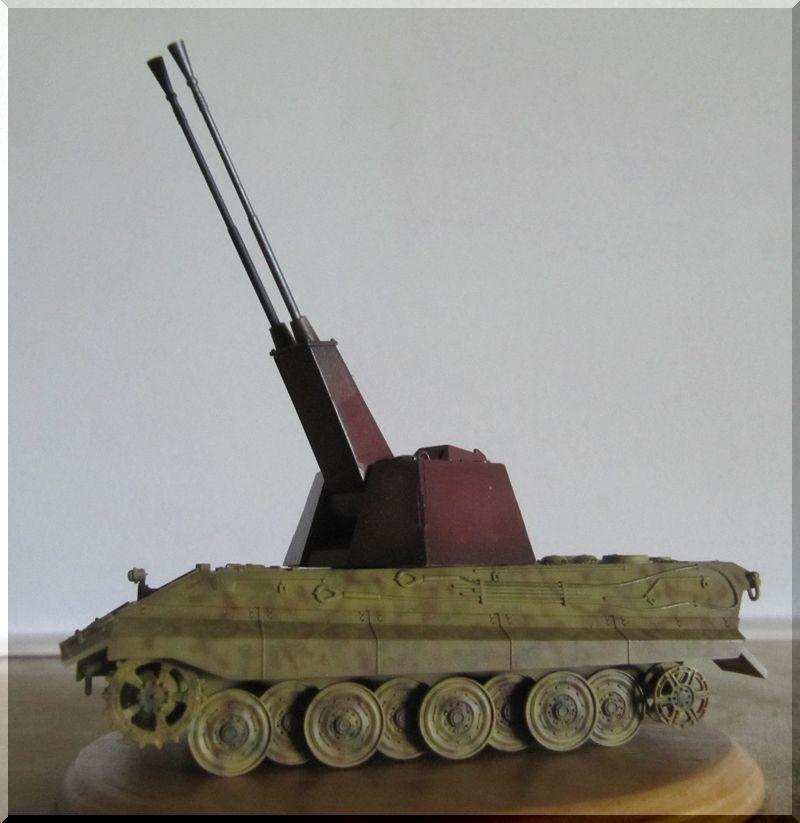 E-75 version Flakpanzer 55mm - Modelcollect - 1/72 - Page 2 4153227114