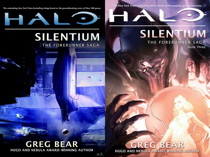 La saga forerunners, Tome 1 : Halo : cryptum - Page 2 415380HaloSilentium