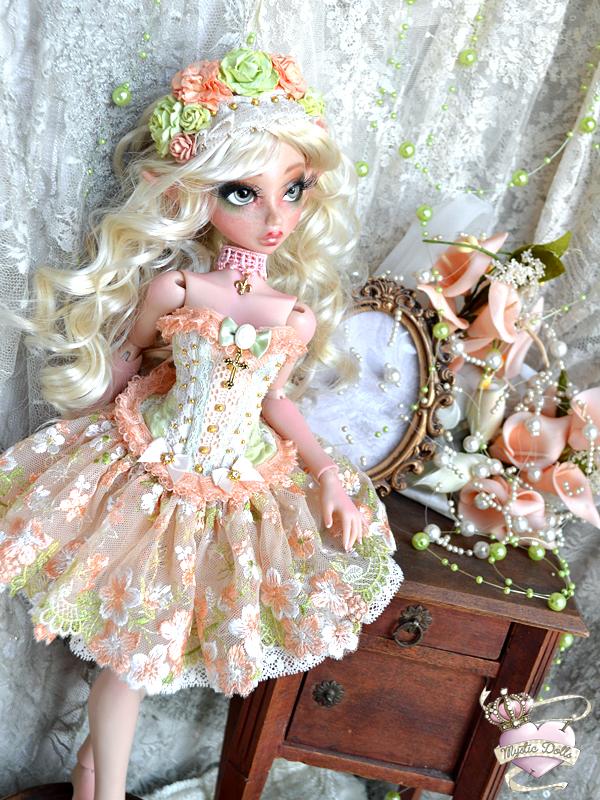 † Mystic Dolls † : Dernier modèle dispo - Arielle en fullset 415874ArielleFlowerGirl02