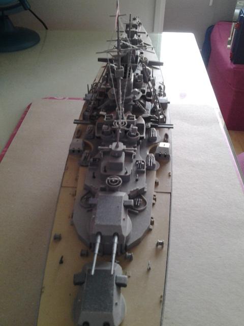 Mon Bismarck de chez Tamya 41597220140730135807
