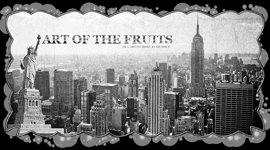 Les thèmes de Art of the fruits. 416040bannierenewyork