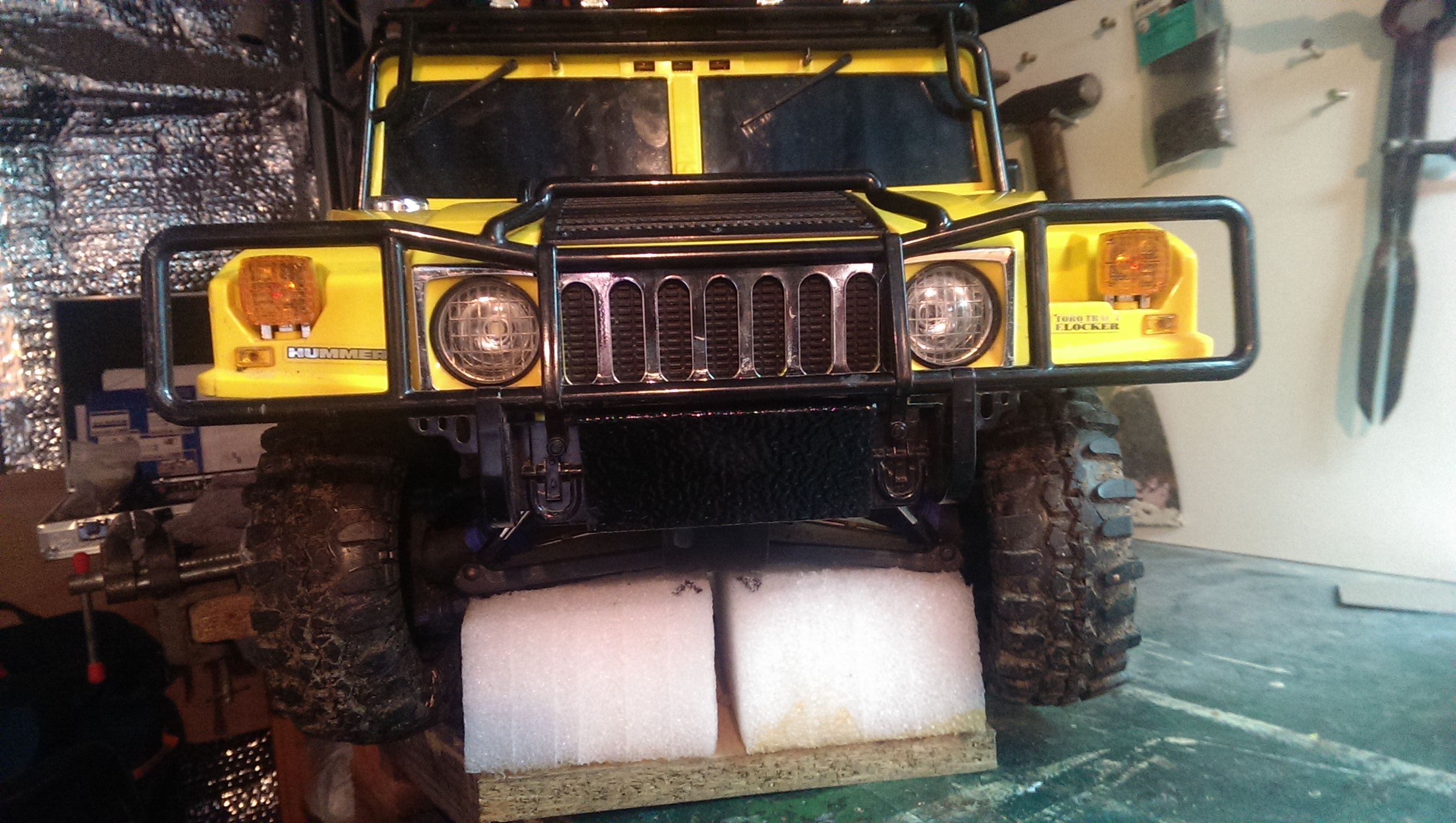 HUMMER H1 au 1/6 sur base SUMMIT 416065IMAG1501