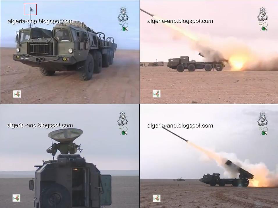 الراجمه (  MLRS M270 V.S SMERCH ) و احدى حلقات النزاع  الروسى الامريكى  416167smerch