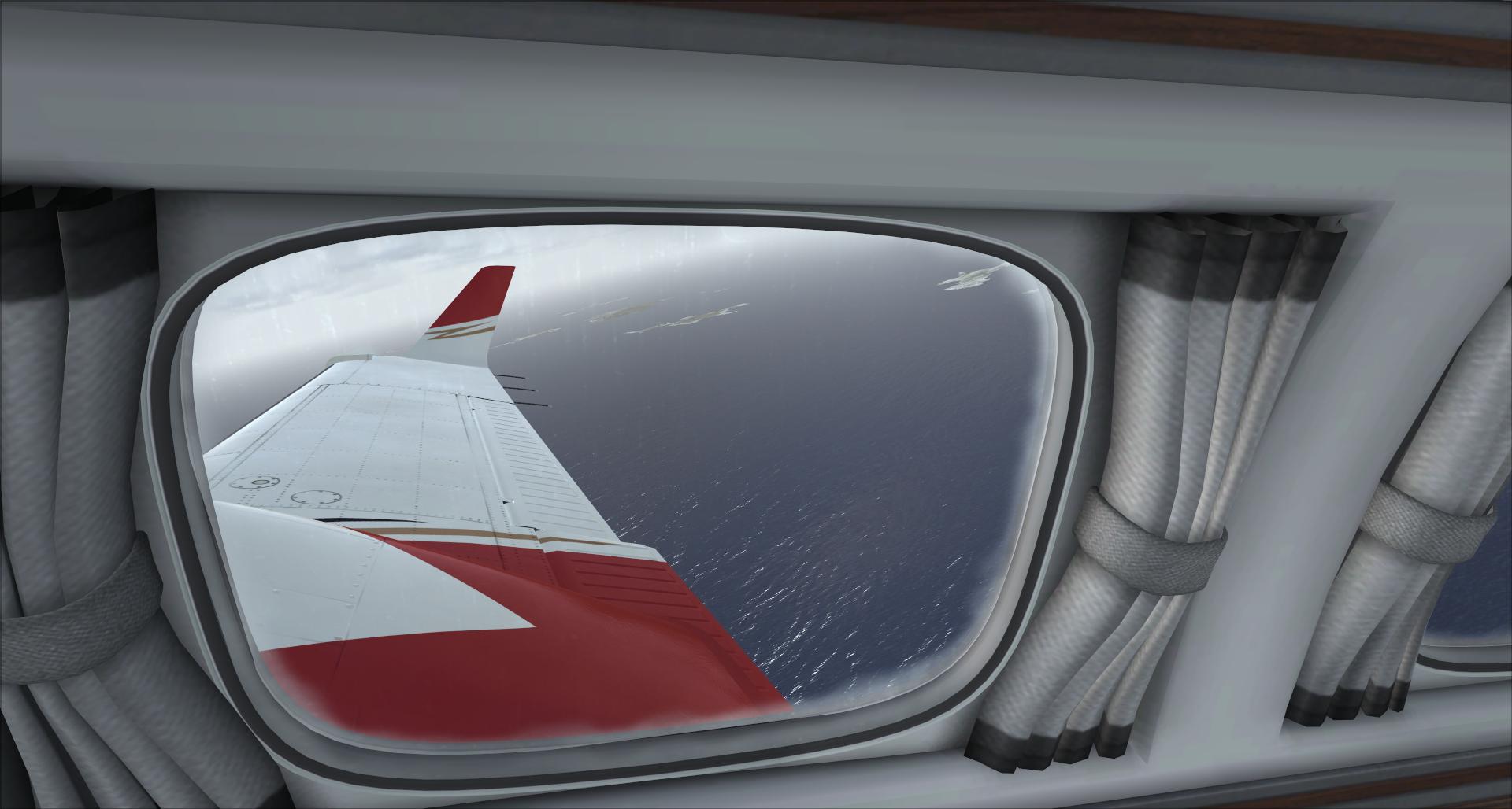 Rapport du vol: Ouessant (LFEC) à Ile de Re (LFBH) 4161822014114203147700