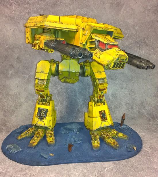 Lupus Rex : Titan bi-polaire ! 416815LupusRexImp1