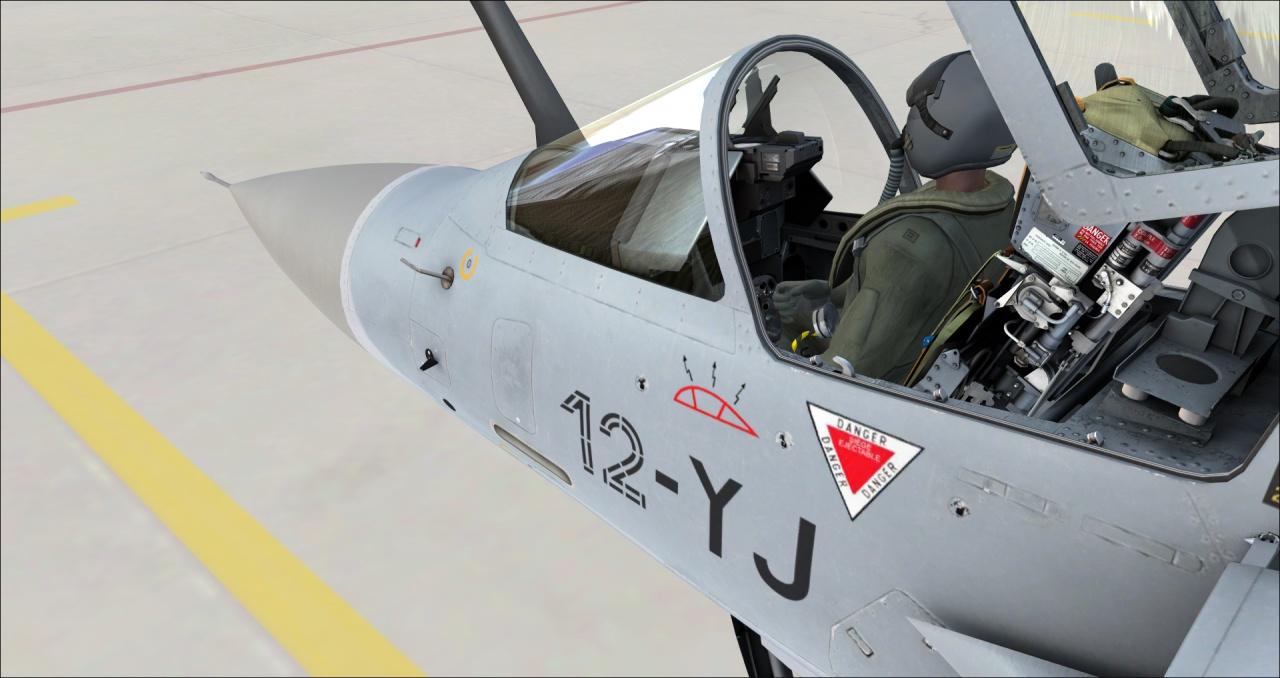 Mirage 2000-C 417000M2K12