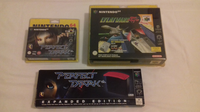 Ma collection 4173774n64blister