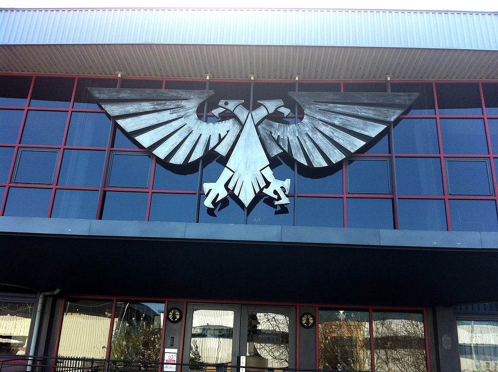 Games Workshop Ltd, Black LIbrary, Willow Road, Lenton, Nottingham 417845WW4B